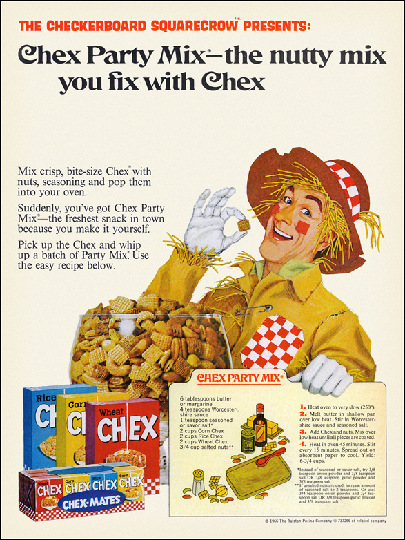 old chex ad.