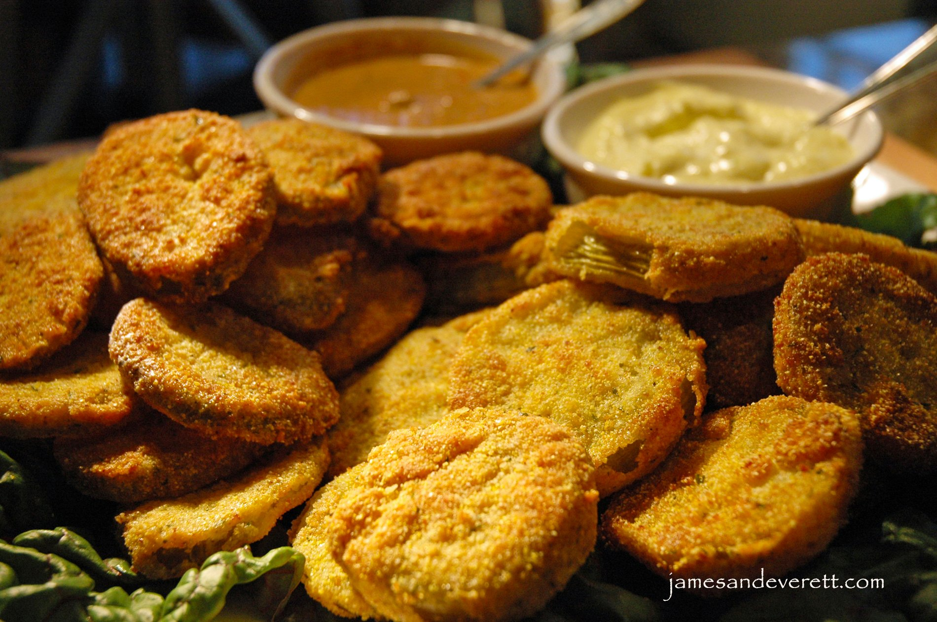 fried green tomatoes fried dill pickles james everett. Black Bedroom Furniture Sets. Home Design Ideas