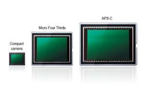 Camera sensor comparison