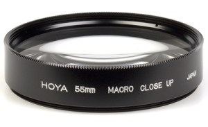 Hoya close-up lens