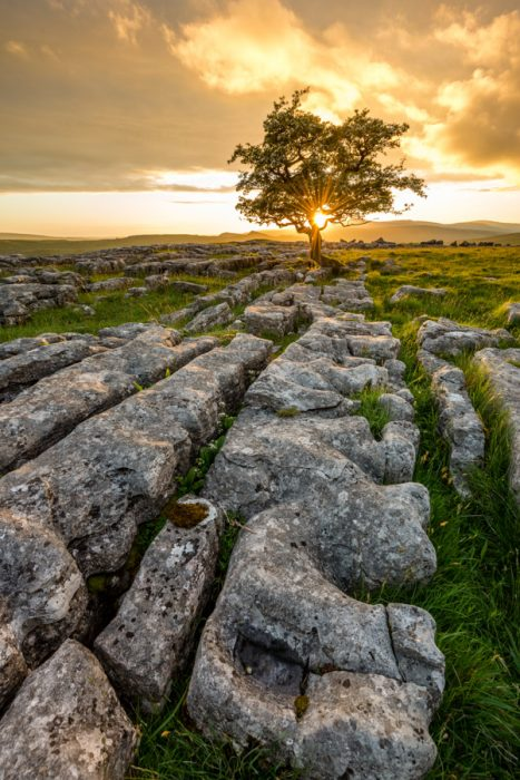 Winskill Stones Yorkshire Dales
