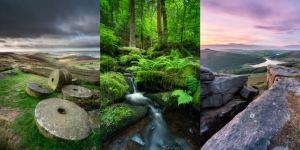 James Abbott Photography dusk to dawn landscape photography workshop in the peak district