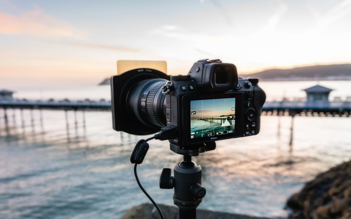 Shooting Llandudno Pier at sunrise on the Nikon Z 7 mirrorless camera