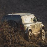 New Land Rover Defender to Feature in 'No Time To Die'