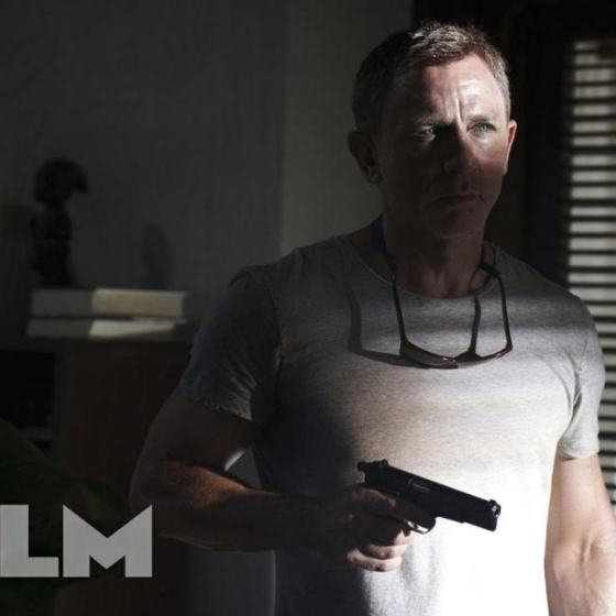 Daniel Craig in No Time to Die Total Film