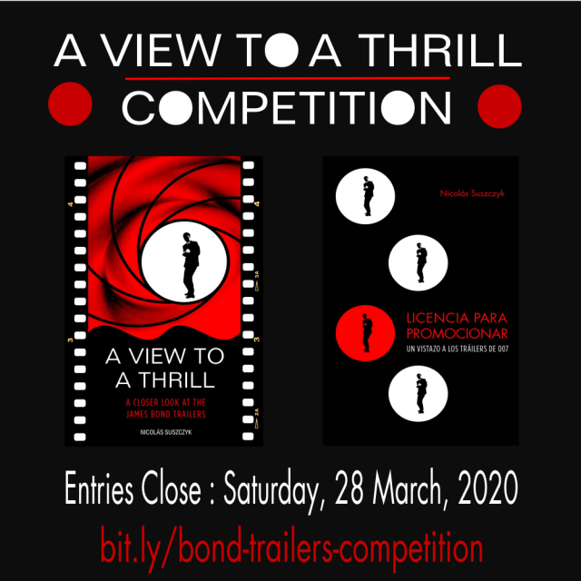 A View To A Thrill Competition