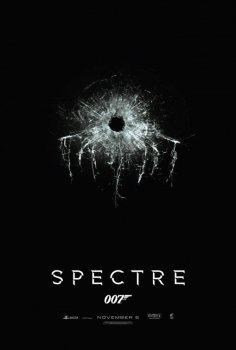 SPECTRE Teaser Poster Reveal