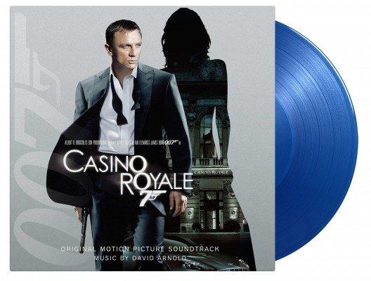 Casino Royale Blue Vinyl LP