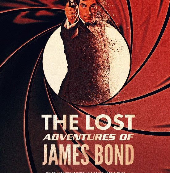 The Lost Adventures of James Bond by Mark Edlitz