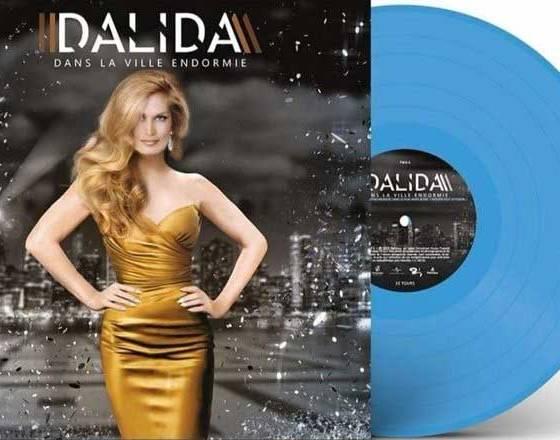 Dalida Dans la Ville Endormie Vinyl