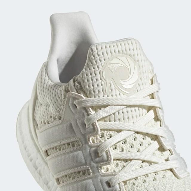 Adidas UltraBoost x 007 White Tuxedo