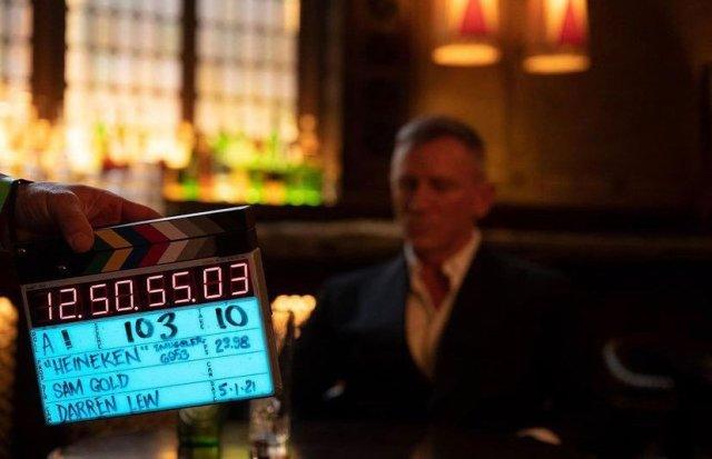 Daniel Craig Worth the Wait Heineken