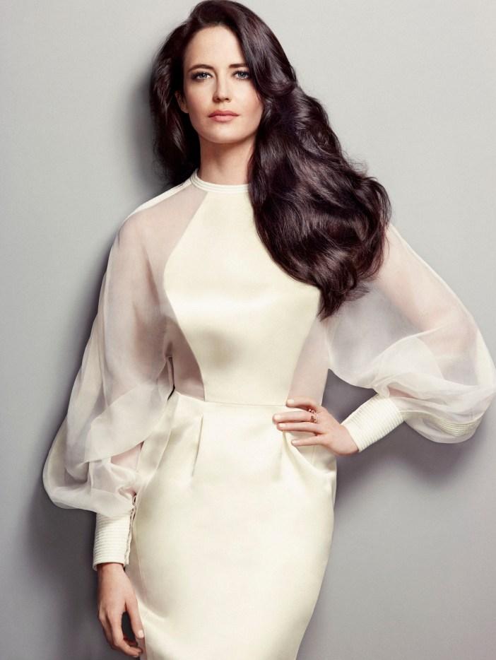 Eva Green para L'Oréal © Divulgação