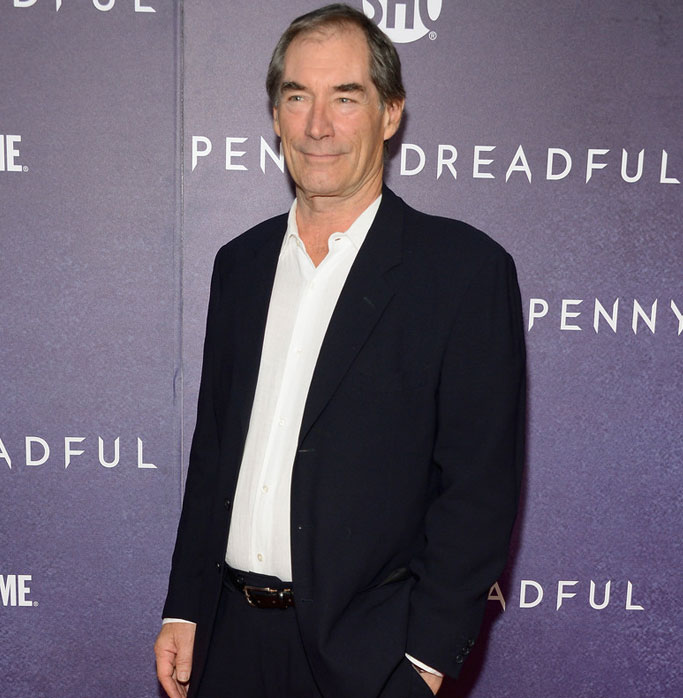 Timothy Dalton © Getty Images