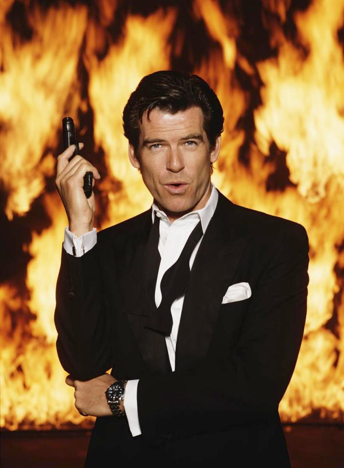 Brosnan Pierce Brosnan Ex James Bond Completa 66 Anos