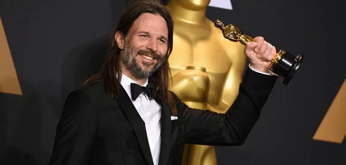 """Vencedor do Oscar por """"La La Land"""", Linus Sandgren será o Diretor de Fotografia de Bond 25"""