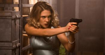 Léa Seydoux deve voltar como Madeleine Swann em Bond 25