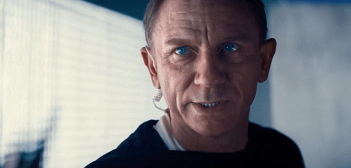 Divulgado três novos TV Spots de 007 – Sem Tempo Para Morrer