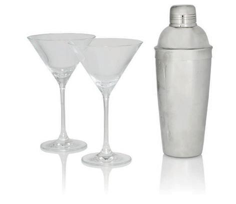 martini shaker spectre