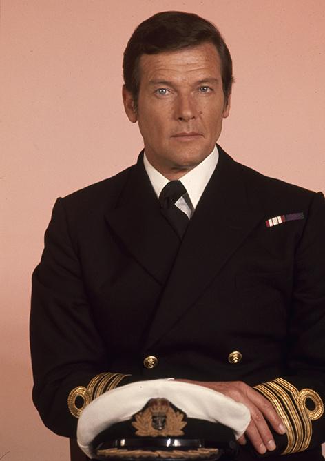 Moore Bond Commander James Roger