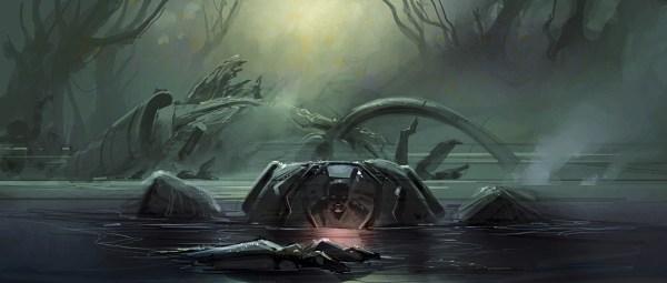 Pandora Avatar Concept Art