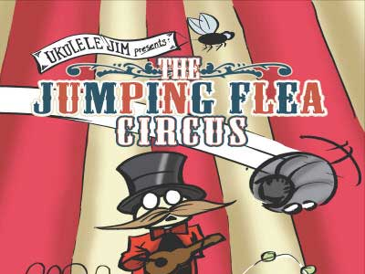 The Jumping Flea Circus