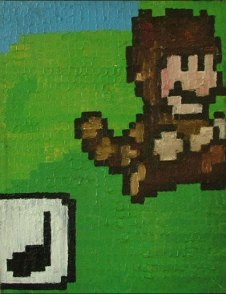 Racoon Mario SMB3