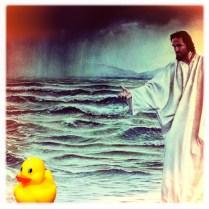 Ducky on Tour, 5b (No thanks, I can swim!)