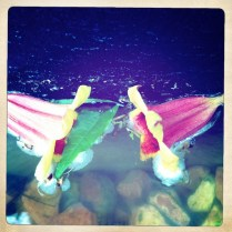 Floating 2