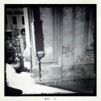 Altri Graffiti a Roma (Rephotographed) – 5x