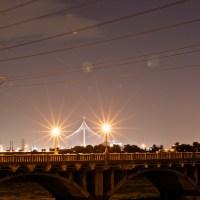 12 365 241 Dallas Skyline Meetup lines and rays 20120825©JamesECockroft