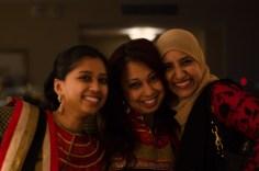 Fatema Ali, Tania Sultana, Thahmin Choudhury