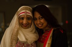 Farhana Ali and Tania Sultana