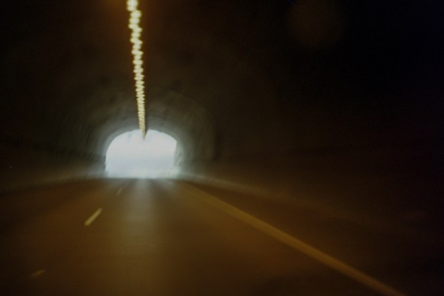Bobby Hooper Tunnel - spooky