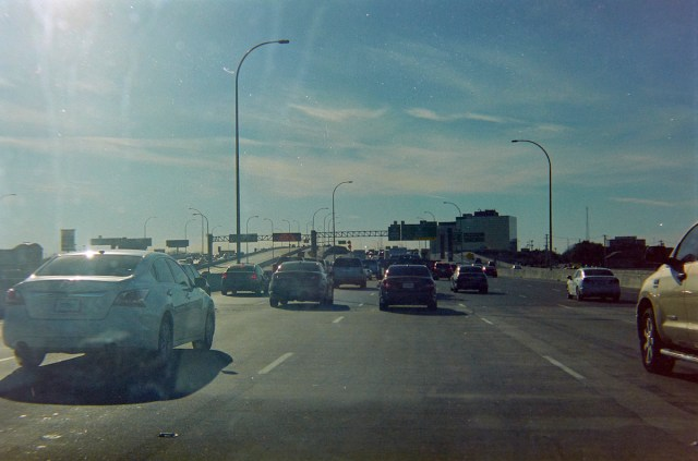 light traffic