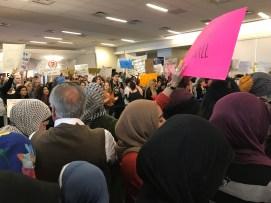 DFW Airport, Terminal D, 2017