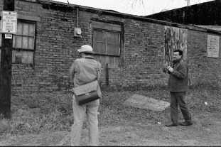 Mr Holga and Mr. Snaps, Fort Worth Stockyards, 2017