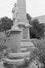 Robert E. Lee, Dallas Civil War Monument, 2017