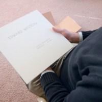 Unboxing 'Edward Weston: Fiftieth Anniversary Portfolio'