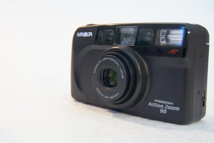 Minolta Freedom Action Zoom 90 at 38