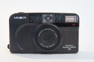 Minolta Freedom Action Zoom 90 off