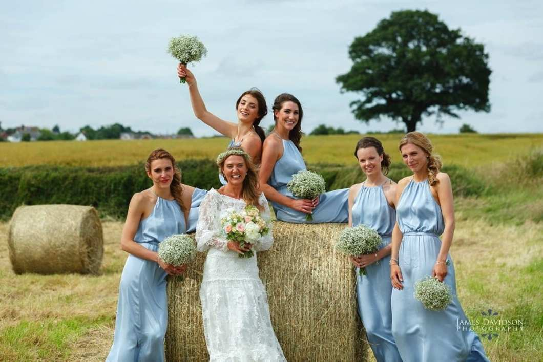 Suffolk Farm wedding photography
