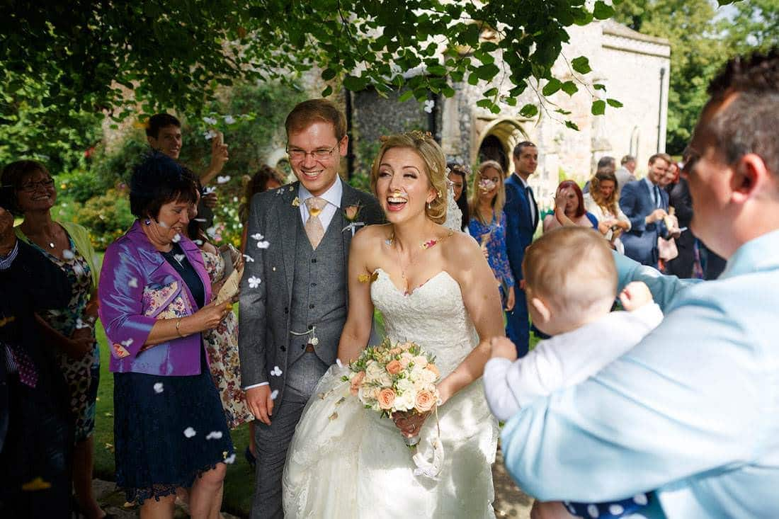 hengrave hall wedding photos