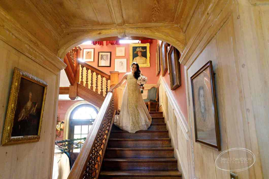 Anstey Hall wedding