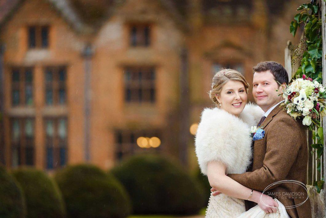 Seckford Hall wedding