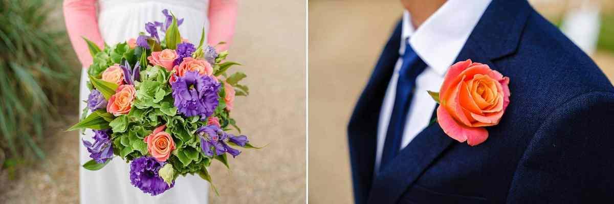 Hintlesham Hall wedding florist