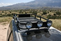 Off Road lights mounted on roof?? - YotaTech Forums