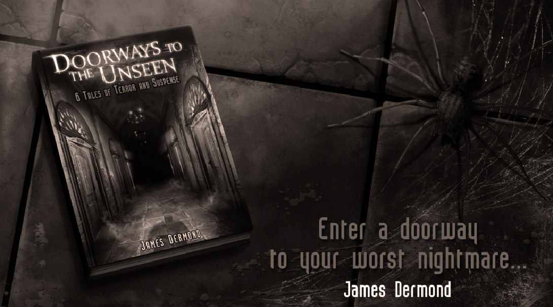Doorways to the Unseen Homepage Cover Image