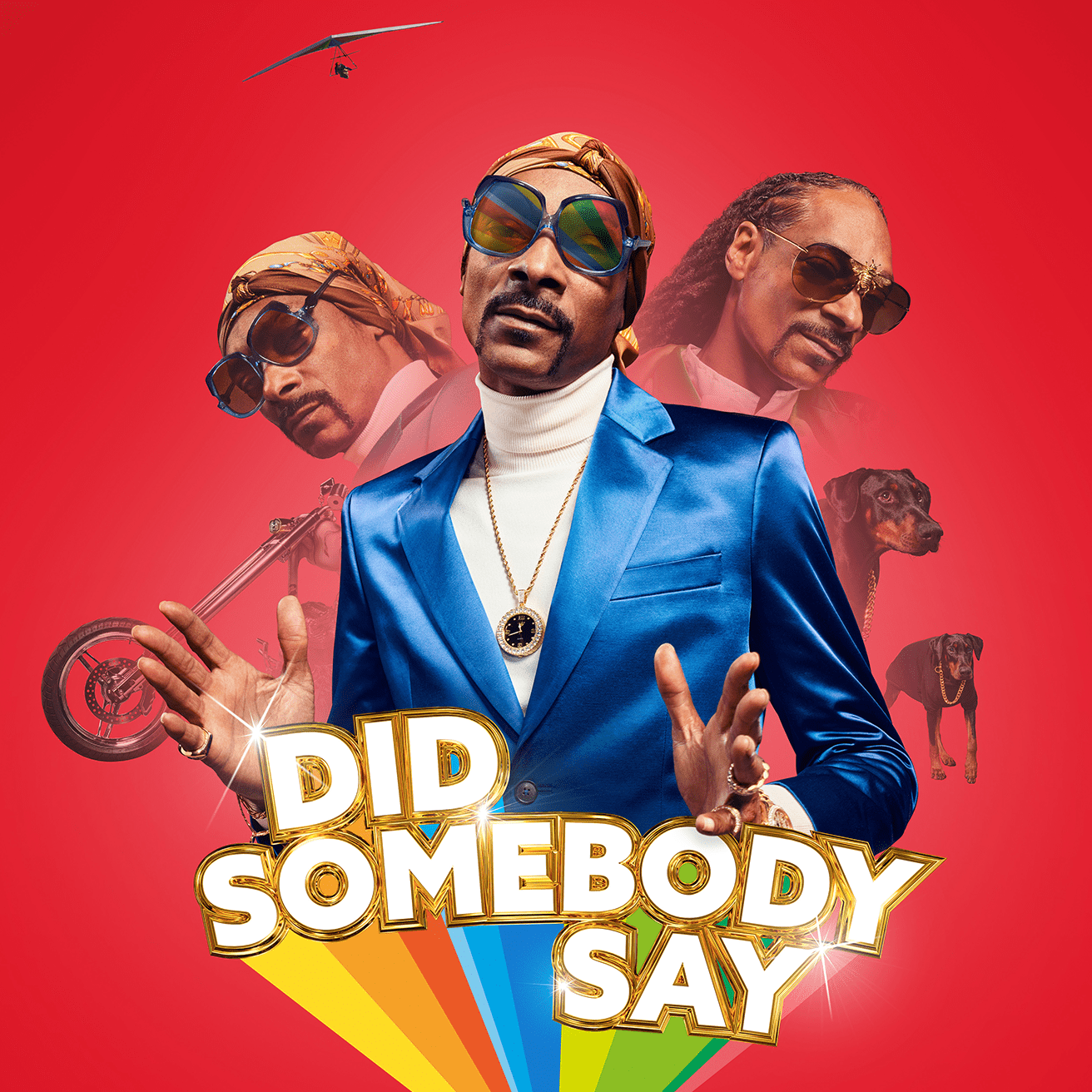 Snoop Dogg for Just Eat