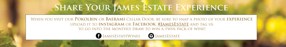 Share your James Estate Experience